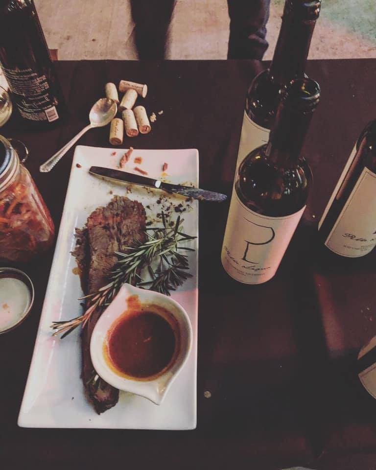 Cork Wine & Beef Dinner