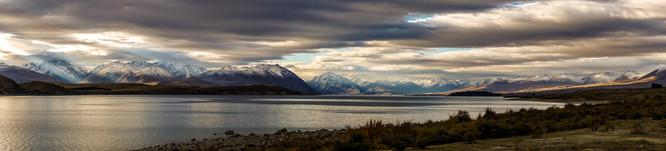 The stunning Lake Tekapo, New Zealand