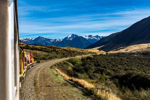 Transalpine Railway, New Zealand
