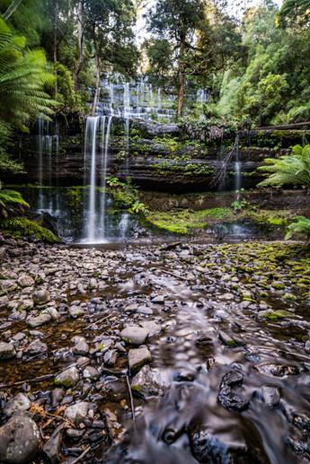 Tasmanian Waterfalls