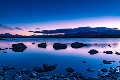 Lake Tekapo at Dawn