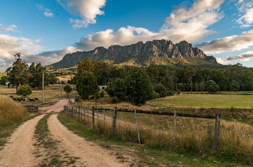 Mount Roland, Tasmania