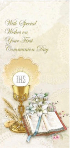 On your Communion Day