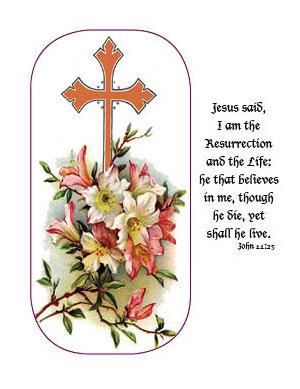 Resurrection at Easter