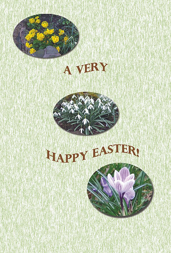 A very happy Easter!
