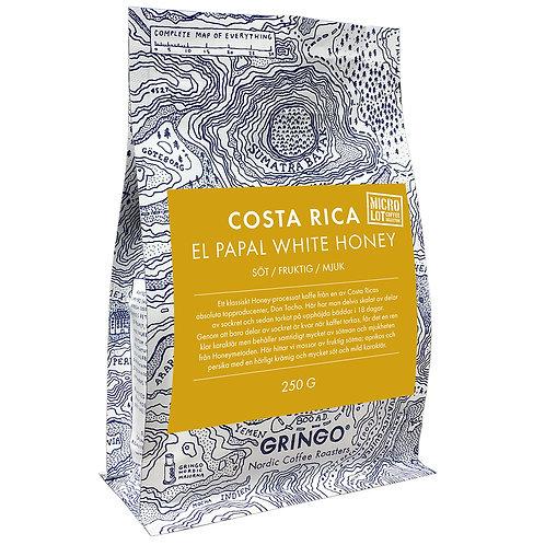 Costa Rica El Papal White Honey