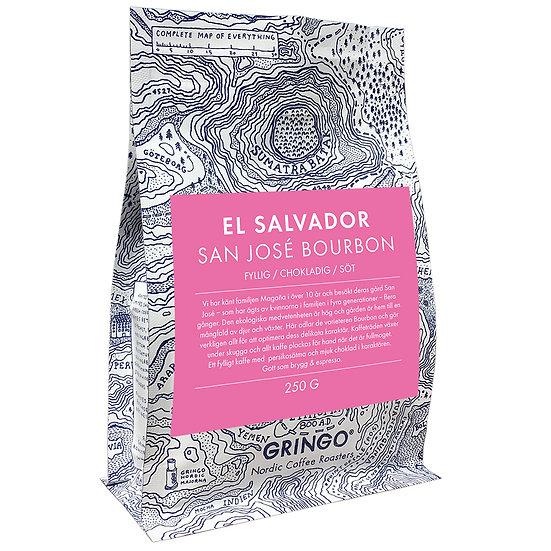 El Salvador San Jose Bourbon