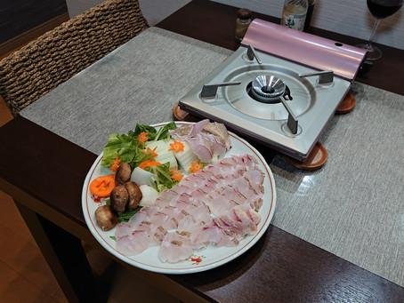 3日間の晩御飯当番が終わりました