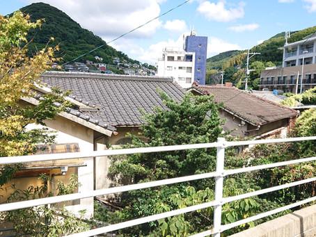 長崎市愛宕三丁目に売土地をお預かりしました