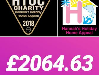 Hannah's Homes charity fundraiser