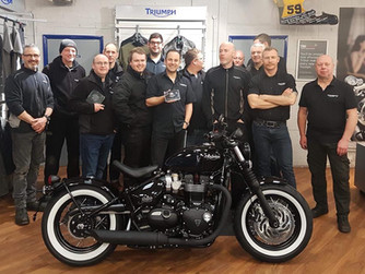 HTOC Dealership of the year