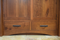 Arched Furniture Toe