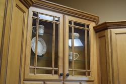 Prarie Style Glass Mullian Door