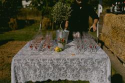 prosecco table