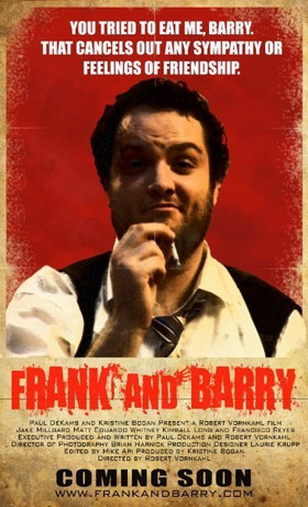 Poster of the film Frank and Barry