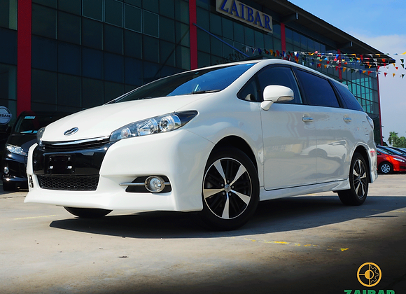 TOYOTA WISH MONOTONE PS