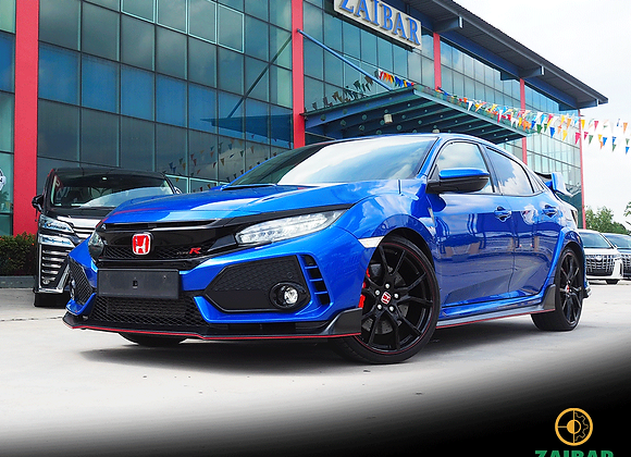 HONDA CIVIC TYPE-R GT