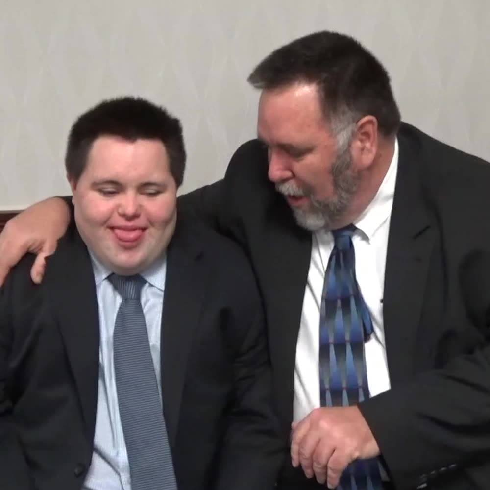 Man With Down Syndrome Starts A Sock Company Business