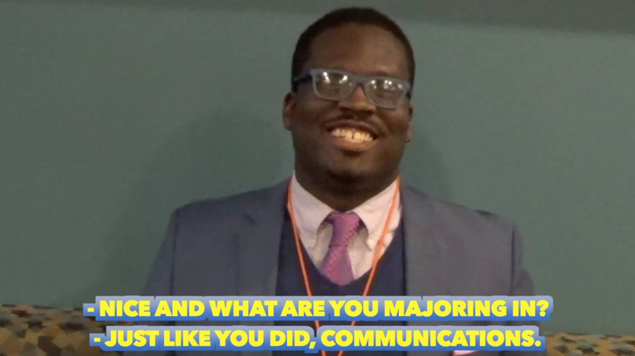From Nonverbal To College Student Majoring In Communications
