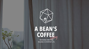 A BEAN'S COFFEE logo design