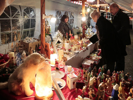 """Weihnachtsmarkt im """"Historischen Wirtshaus an der Lahn"""""""