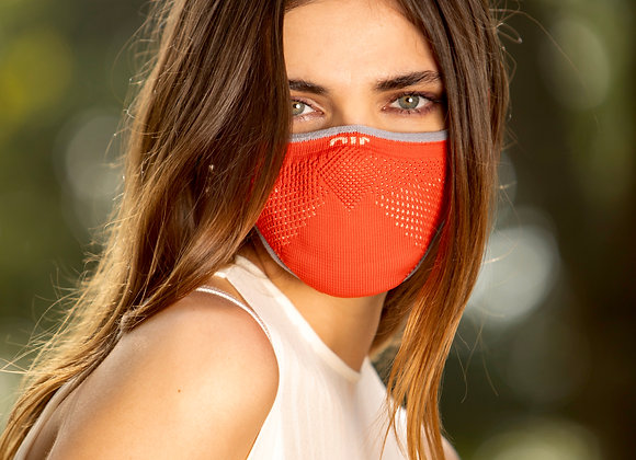 AIRmask feminina Rosso