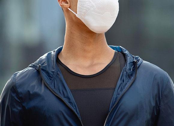 AIRmask masculina Itália Flag