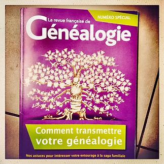 Genealogie Simonot radio