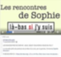 les rencontres de Sophie