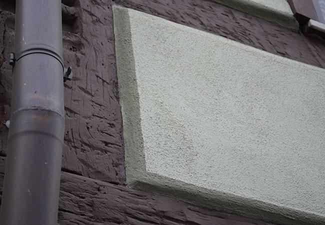 Fassade- & Holz-Fachwerksanierung
