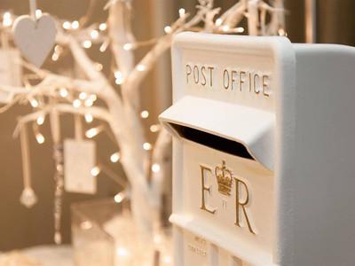 Royal Mail Replica Post Box