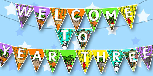 T-M-2201-Welcome-to-Year-Three-Bunting-J