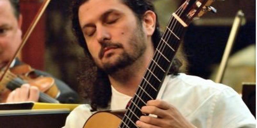 South Bay Guitar Society: Aaron Larget-Caplan, Classical Guitar Virtuoso