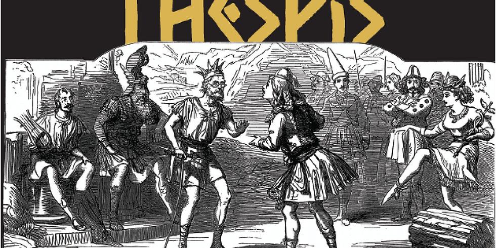 Lyric Theatre Presents Thespis