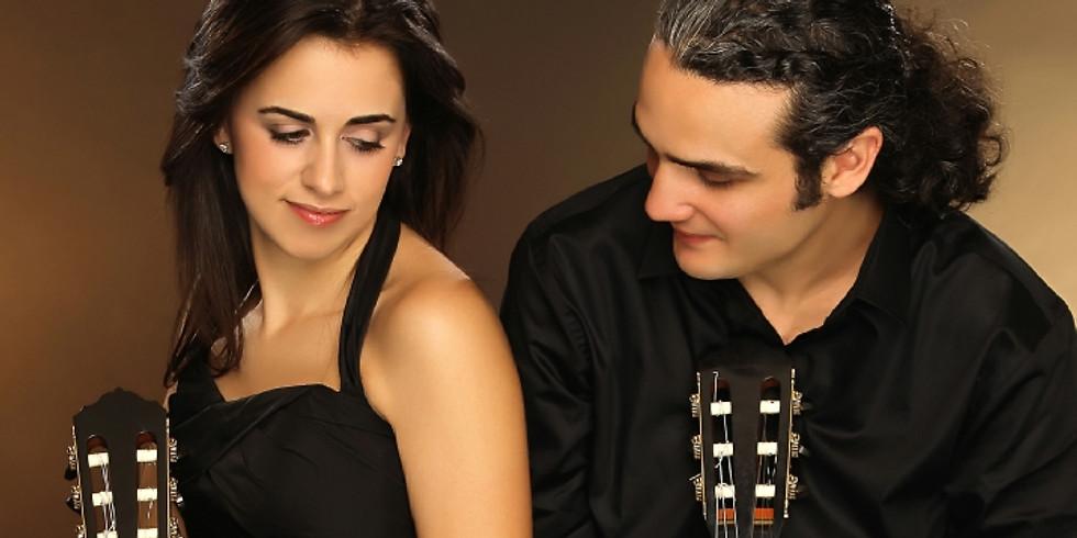 South Bay Guitar Society: Duo Melis, Classical Guitar Duo