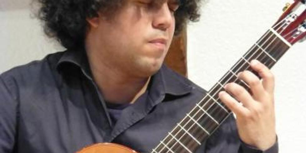 South Bay Guitar Society: Judicaël Perroy, Classical Guitar Virtuoso