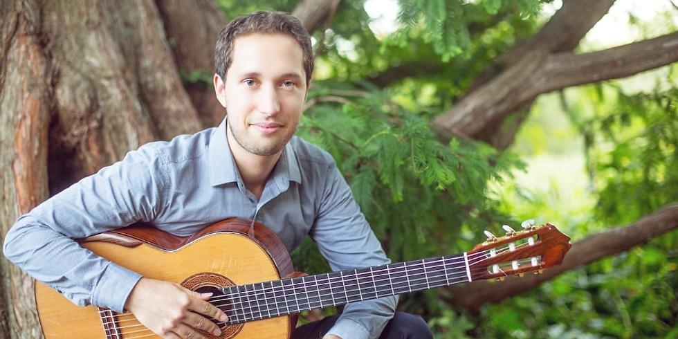 South Bay Guitar Society: Jerome Mouffe, Classical Guitar Virtuoso