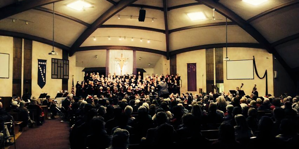 Nova Vista Symphony: Peace and Joy Holiday Concert