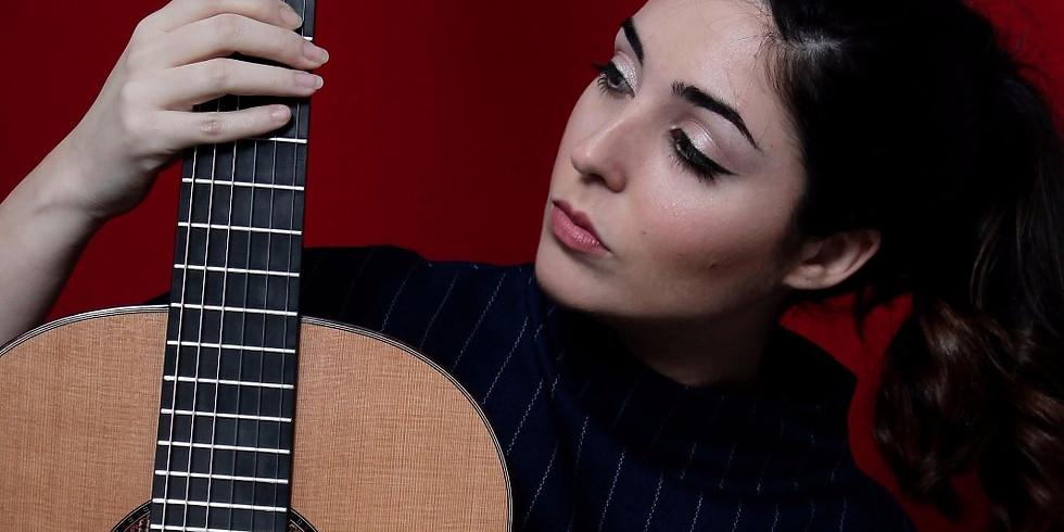 South Bay Guitar Society: Andrea Gonzales Caballero
