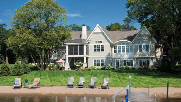 Shingled Lake Cottage