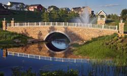Stonemill Farms Pedestrian Bridge