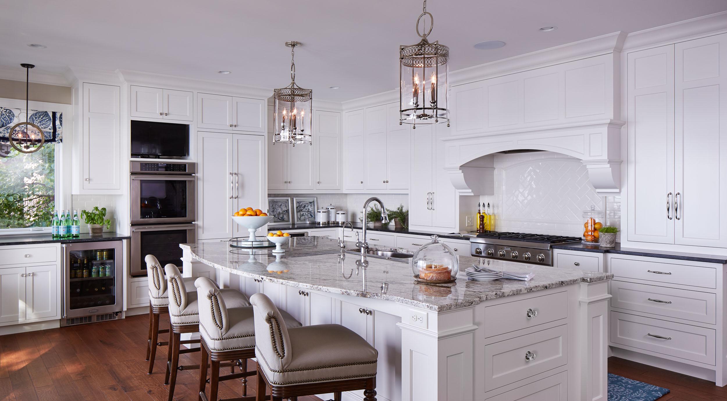 Lakeside Cottage Kitchen Image