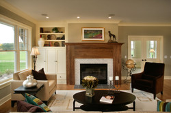 Cape Cod Fireplace Image