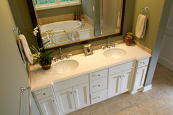 Modern Cottage Master Bath Image