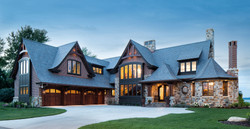 Lake Home Exterior Entry Image
