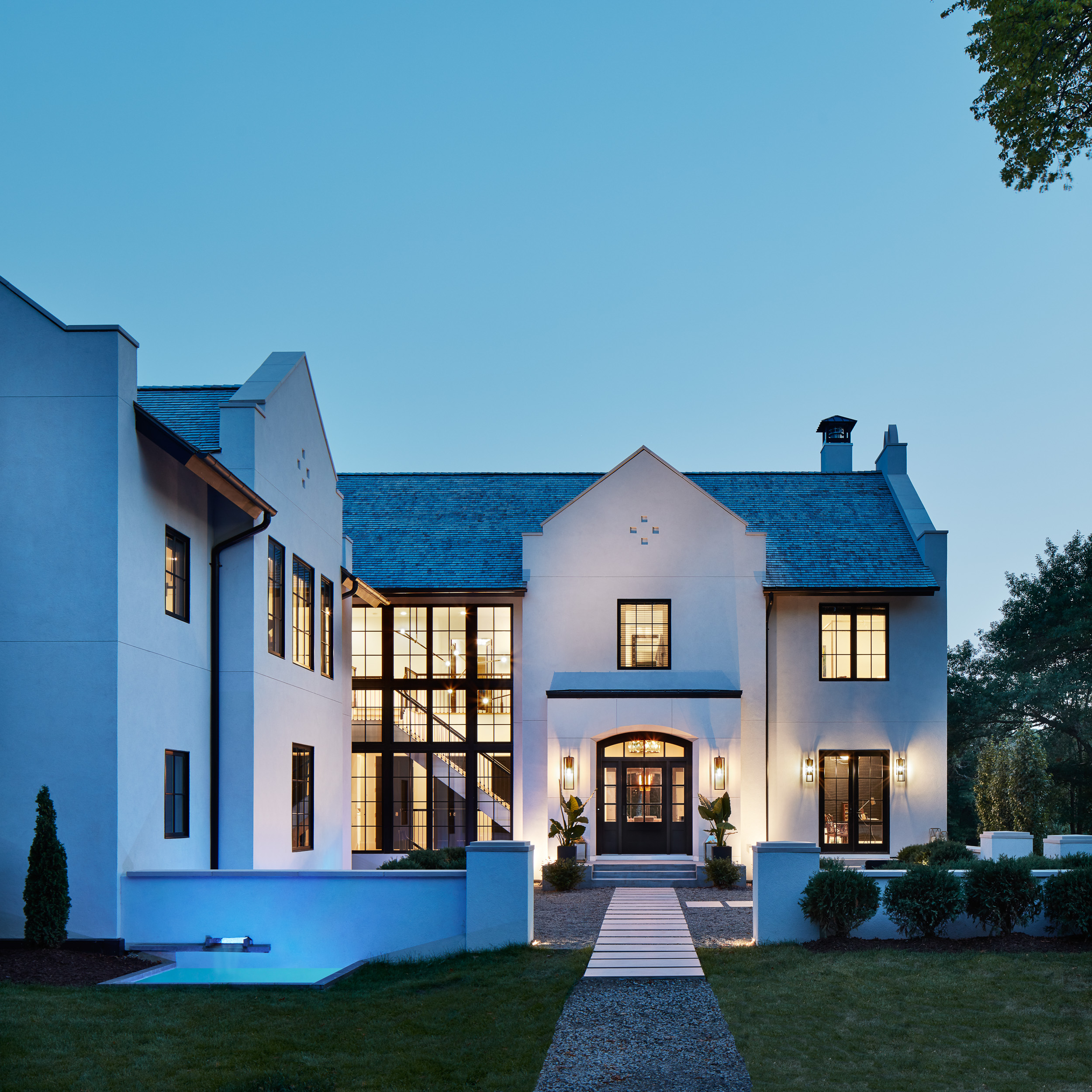Cape Dutch Artisan Home
