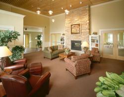 Community Center Lobby Imag