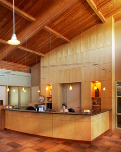 Office Building Reception Image