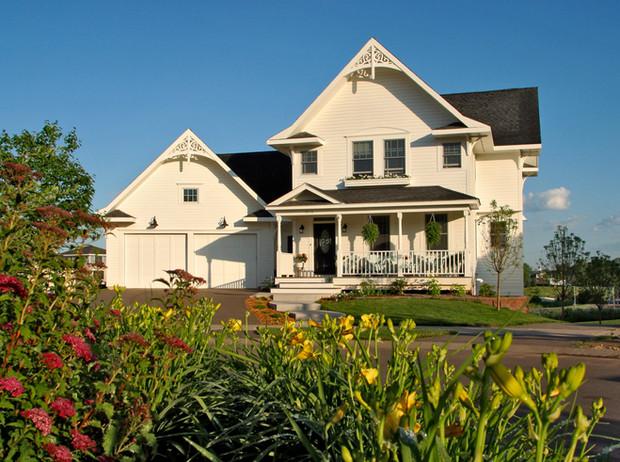Coming Soon - New Vernacular Farm House Plan