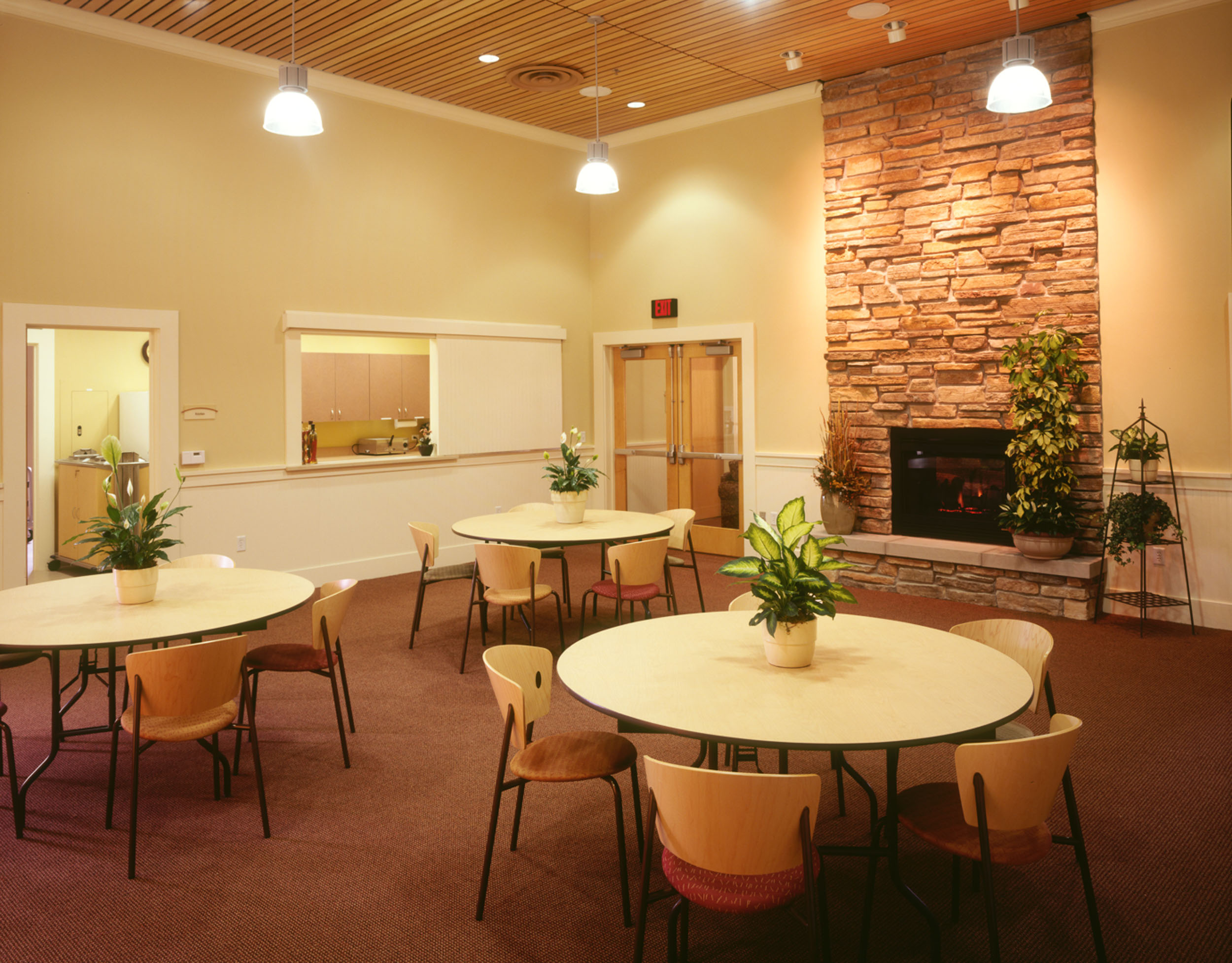 Community Center Meeting Room Image